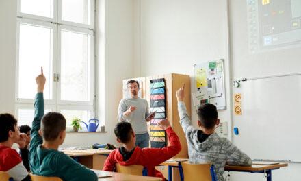 Lärare överbrygger språkklyftorna med hjälp av iPad