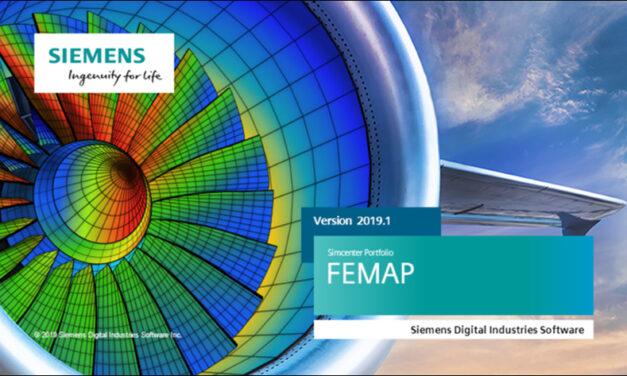 FEMAP 2019.1
