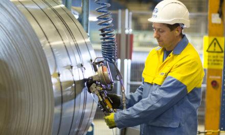 TATA STEEL visar vägen för stålindustrin genom att bli EDP-programoperatör