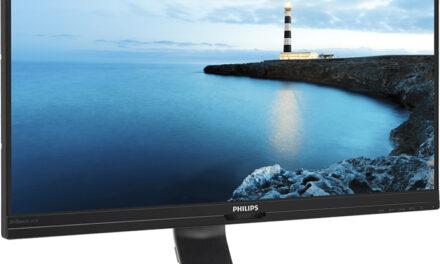 MMD presenterar två nya skärmar med hybrid USB-dockning och IPS panel