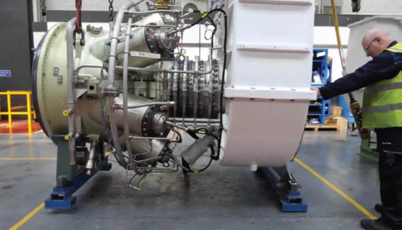 Siemens Industrial Turbomachinery | CAD & Ritnytt
