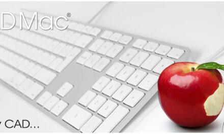 Ny CAD-version för Mac-användare