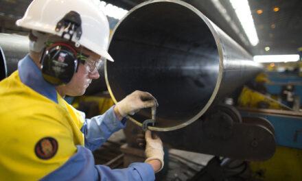 Tata Steel vinner upphandling om pipeline i Nordsjön