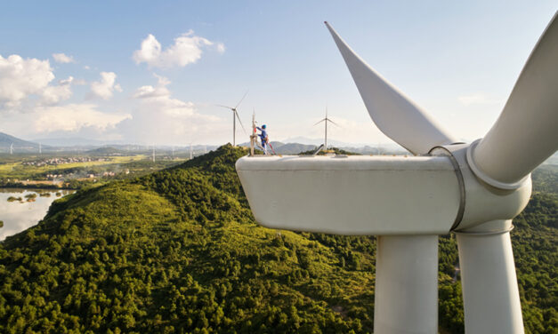 Apple-lanserade China Clean Energy Fund investerar i tre vindparker