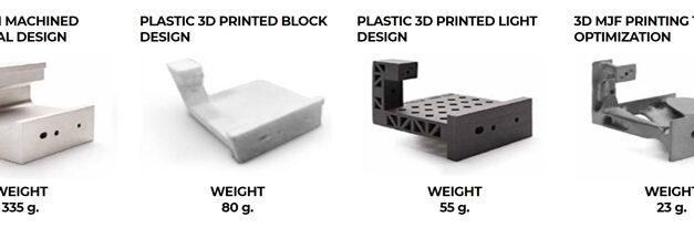 3D skrivare inom industrin