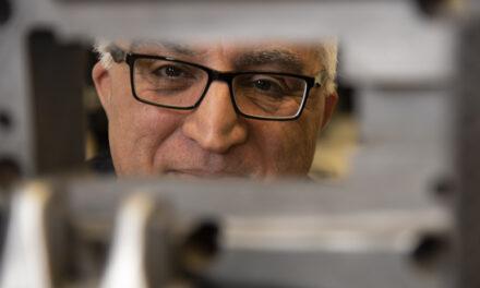 3D-printade maskindelar kan sparastora pengar för svenska företag