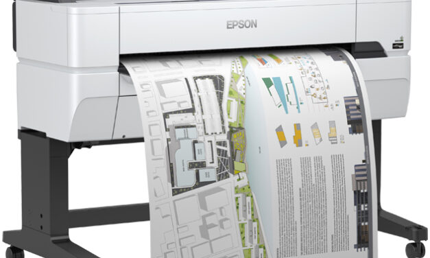 Signcom har tecknat ett distributionsavtal med Epson.