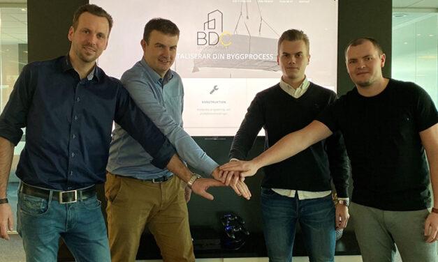 BDC Byggkonsult AB ansluter till Vertex-teamet