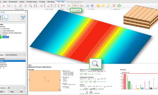 Dokumentationsmodulen – Nu snabbare, enklare och mer intuitivt i FEM-Design 19!