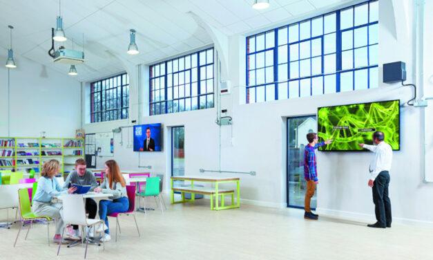 Philips Professional Display Solutions presenterar flera nya produkter