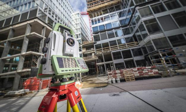 Leica Geosystems tar världens första MultiStation till nästa nivå