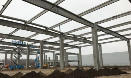 Gapa Project Partners use PRE-Stress to design Roof Beams