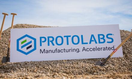 Protolabs utökar kapacitet för 3D-print investerar 12 miljoner euro