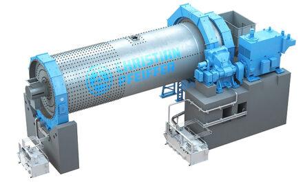 Zenit Engineering – Retting av kulemølle