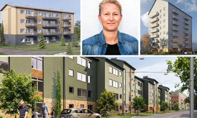 Nytt bostadskoncept ger tiotusentals nya bostäder inom sex år