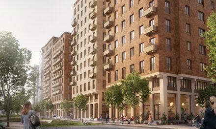 Sveriges största bostadsprojekt i trä
