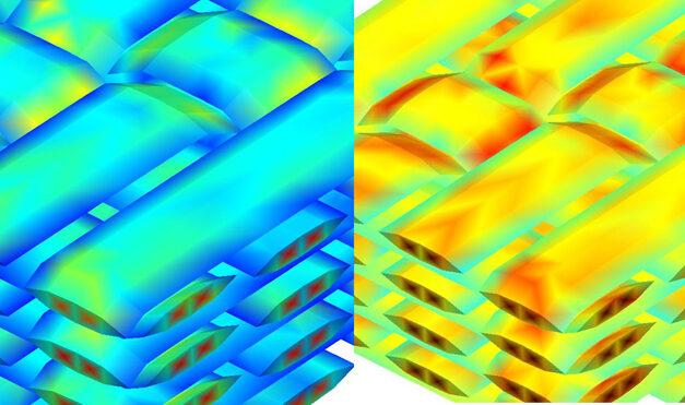 Digital twin of materials