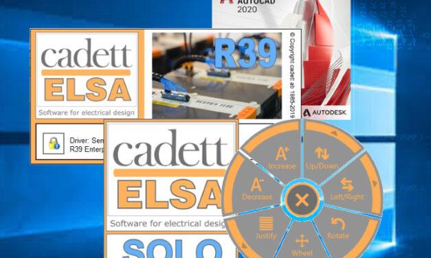 Ny version på cadett ELSA