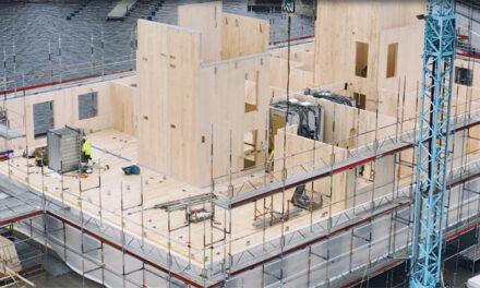StruSofts CLT-modul vägleder Södras kunder i val av KL-träpaneler