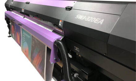 Mimaki Europe och BOFA International lanserar BOFA Air Purifier Unit