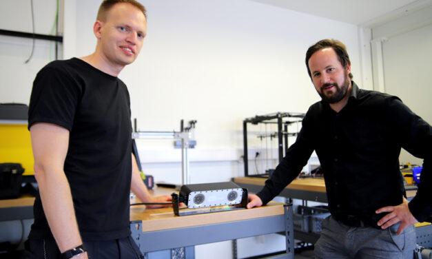 Örebroföretag lanserar smart kamera – satsar på världsmarknad