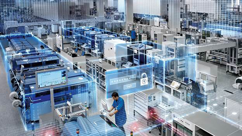 Ensuring manufacturing safety using digitalized production design