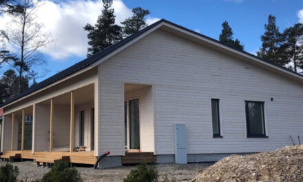 A uniquely designed, industrially manufactured and cost-effective home – reality or fantasy?