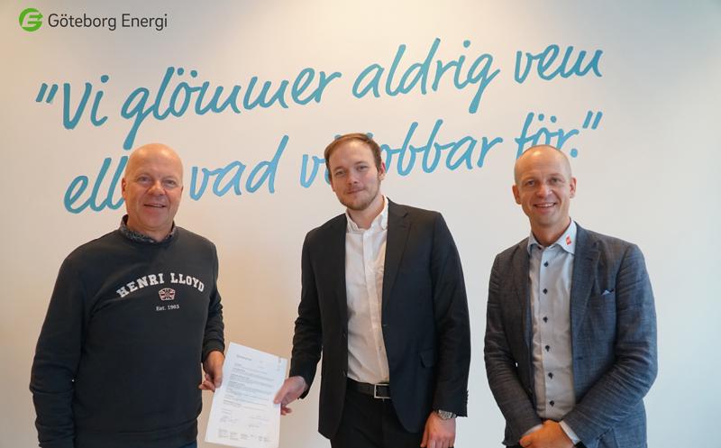 MLT Maskin & Laserteknik vann Göteborg Energis upphandling av lösning för tillståndskontroll av kritiska applikationer