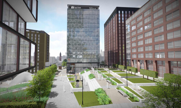 Renewing a Public Space with BIM