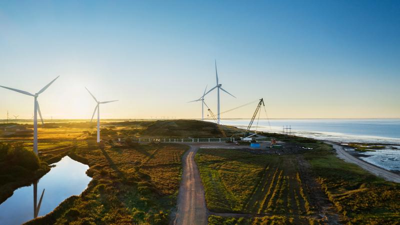 Apple utökar användningen av förnybar energi i Europa