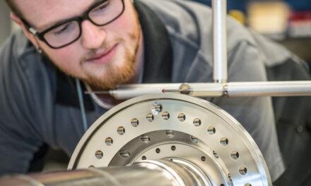 GKN Aerospace uses Tecnomatix Plant simulation to optimize production processes