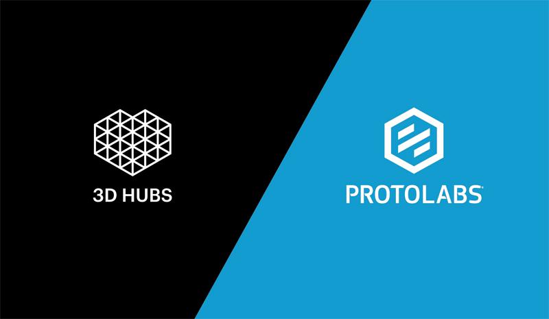 Protolabs förvärvar 3D Hubs Skapar världens bredaste erbjudande för digital produktion av specialdelar