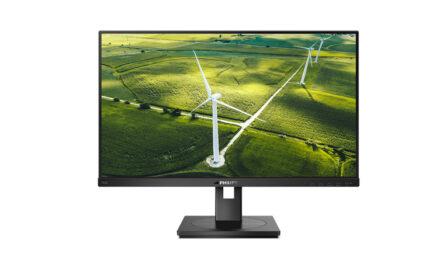 Hållbar produktivitet och utmärkt prestanda med nya Philips 242B1G