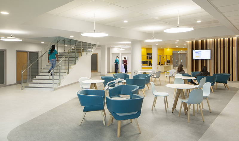 Redefining hospitality in hospitals