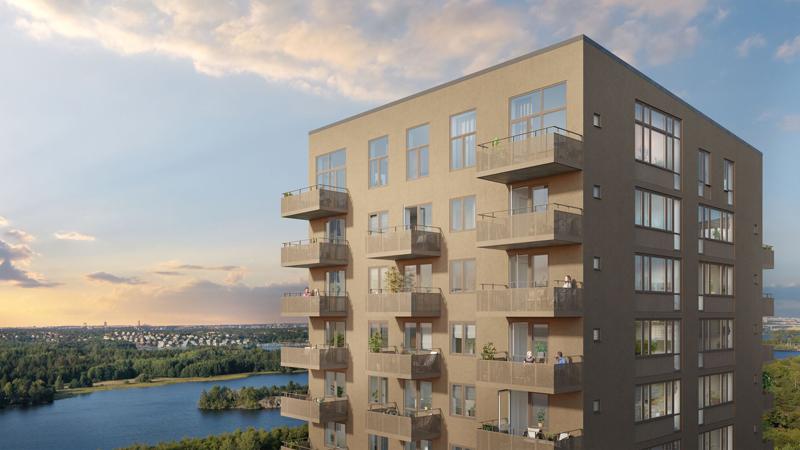 Åke Sundvall inför biometrisk inpassering till byggarbetsplatser
