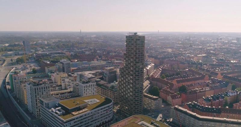 Avancerade analyser av två exklusiva landmärken i Stockholm