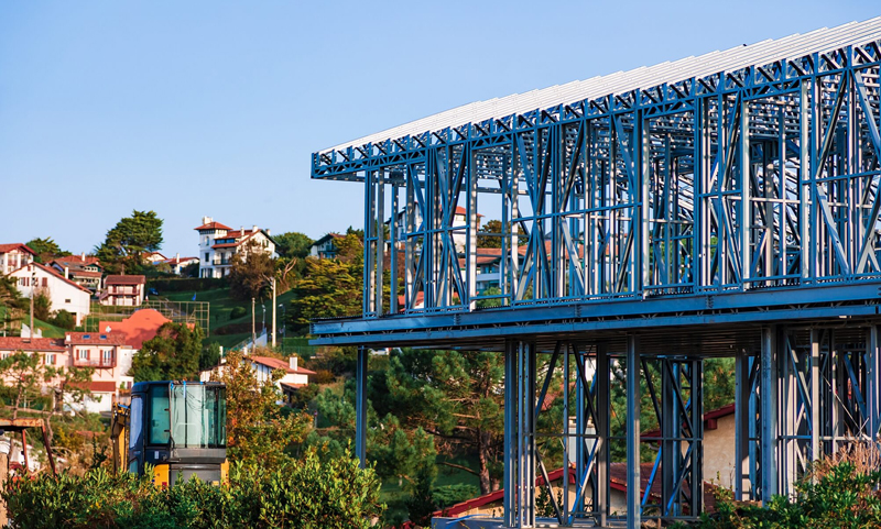 ARKEO System Brings the Benefits of Light Steel Framing to Europé