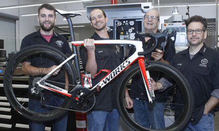 Bike Maker Leans on Mastercam to Roll Prototypes to Production