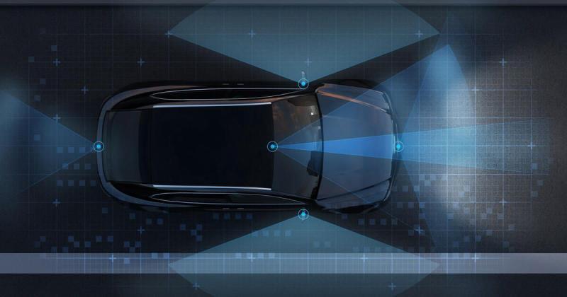 Terranets patenterade VoxelFlow sensorteknologi visas upp
