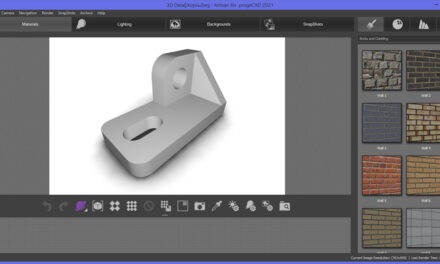 Lär dig rita 3D i ProgeCAD