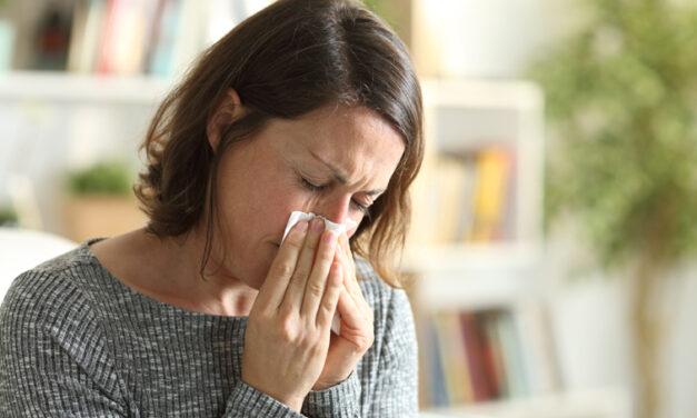 Ventilationssystem kan hjälpa mer än två miljoner svenskar genom den långa pollensäsongen