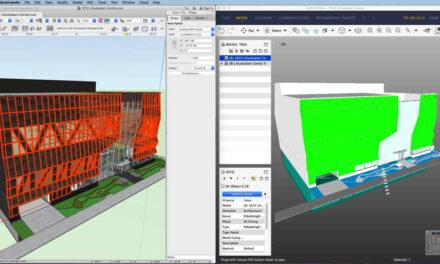 Nytt i Vectorworks 2021 Service Pack 3