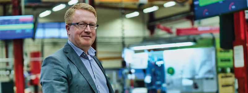 Industrial machinery supplier uses MindSphere to increase process efficiency