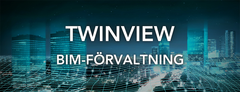 Twinview lanseras i Sverige