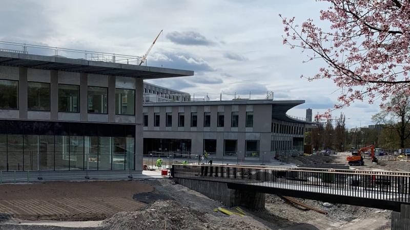 Nu blir campus Albano självförsörjande på energi