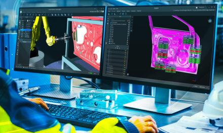 Hexagon lanserar plattform som ökar den autonoma kvalitetsgarantin för Industry 4.0.