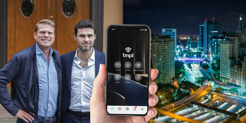 Proptech-bolaget Tmpl och Webrock Ventures skapar joint venture i Brasilien