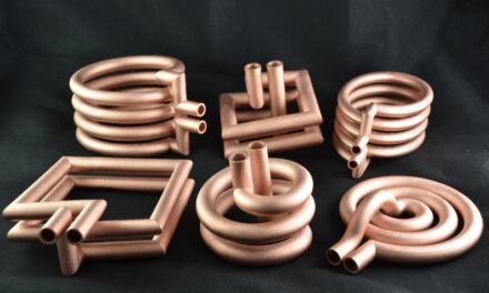 Innovativ metod gör 3D-printing i koppar möjligt
