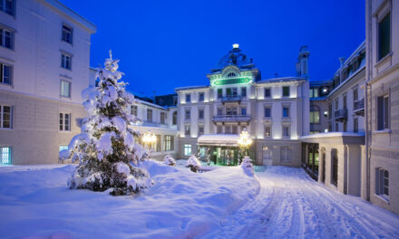 Picture perfect: Scenic 5-star Swiss Alps hotel upgrades guest rooms with 127 Philips MediaSuite TVs as part of grand reopening