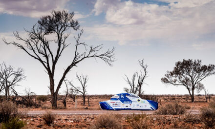 When 3D Printing and the World's Fastest Solar Race Cars Meet